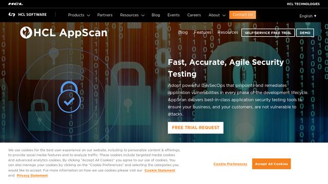 HCL-AppScan API koppeling