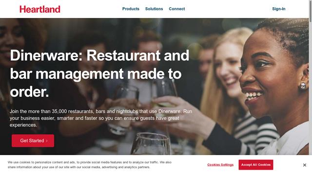Heartland-Dinerware API koppeling