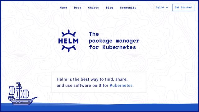 Helm.sh API koppeling