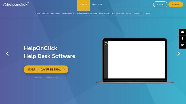 HelpOnClick-Live-Chat API koppeling