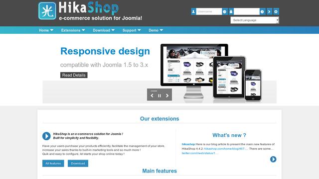 HikaShop API koppeling