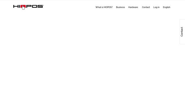 HIOPOS API koppeling