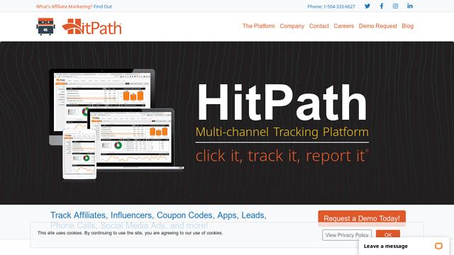Hitpath API koppeling