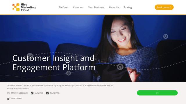 Hive-Marketing-Cloud API koppeling