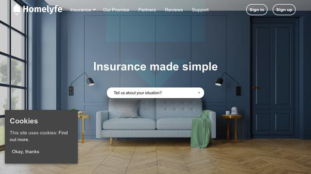 Homelyfe API koppeling