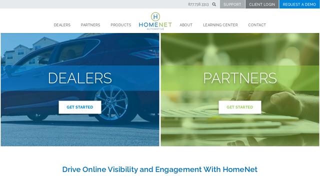 HomeNet-Automotive API koppeling