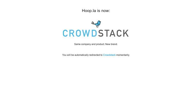 Hoopla API koppeling