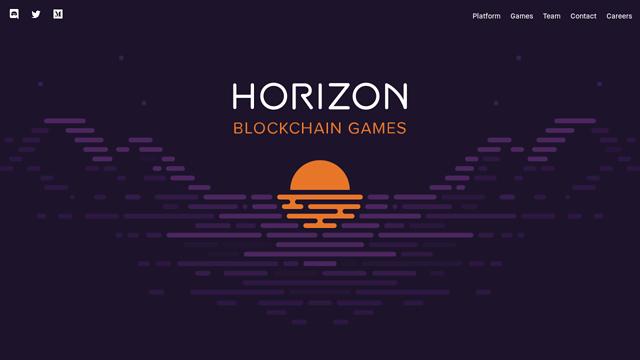 Horizon-Blockchain-Games API koppeling