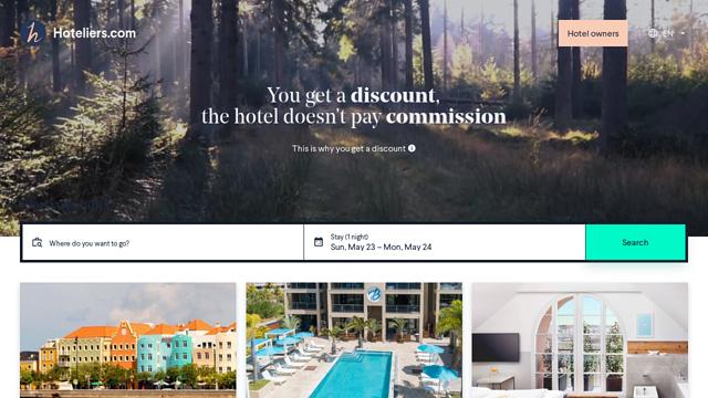 Hoteliers.com API koppeling
