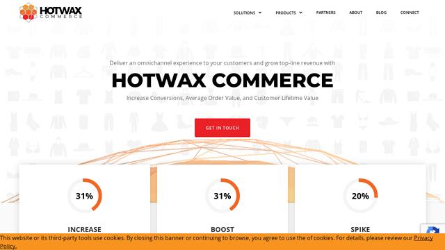 HotWax-Commerce-Platform API koppeling