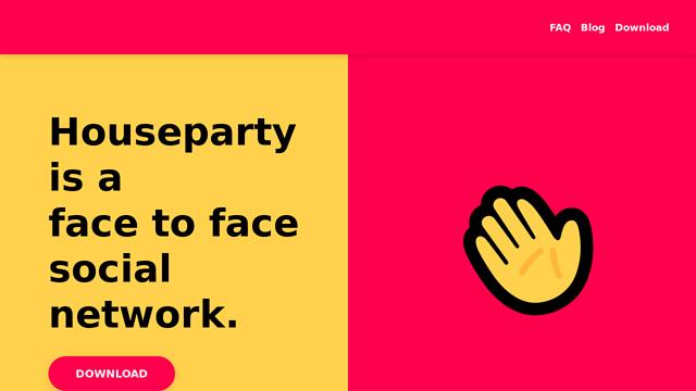 Houseparty API koppeling