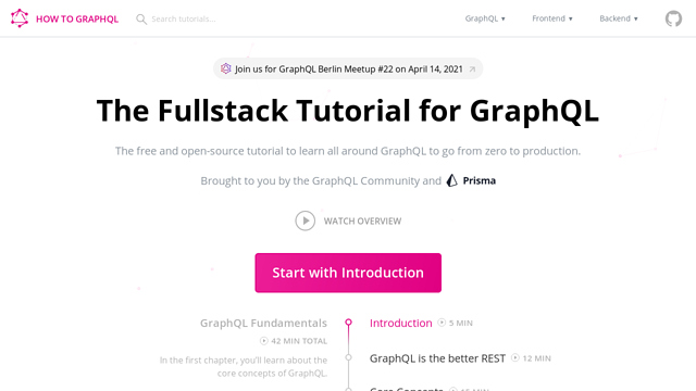 How-to-GraphQL API koppeling