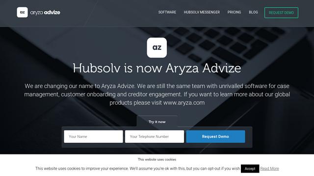 HubSolv API koppeling