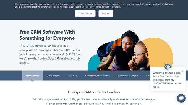 HubSpot-CRM API koppeling