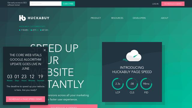 Huckabuy API koppeling