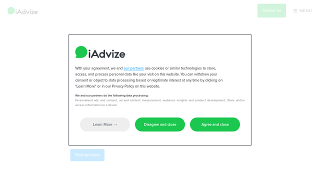 iAdvize API koppeling