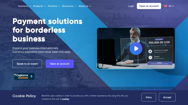 iBanFirst API koppeling