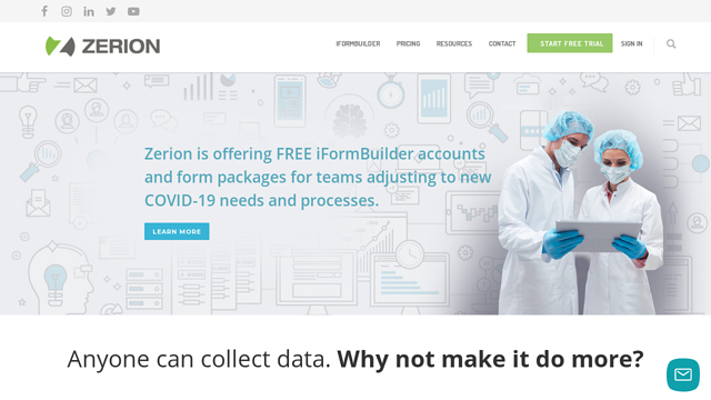 iFormBuilder API koppeling