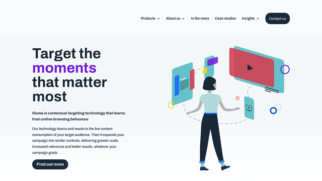 illuma API koppeling