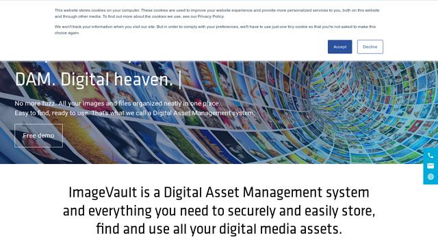 ImageVault API koppeling