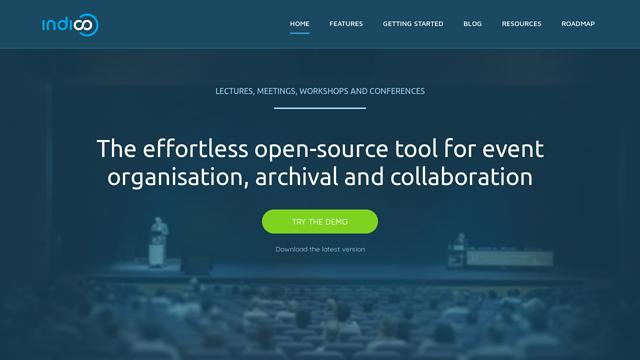Indico API koppeling