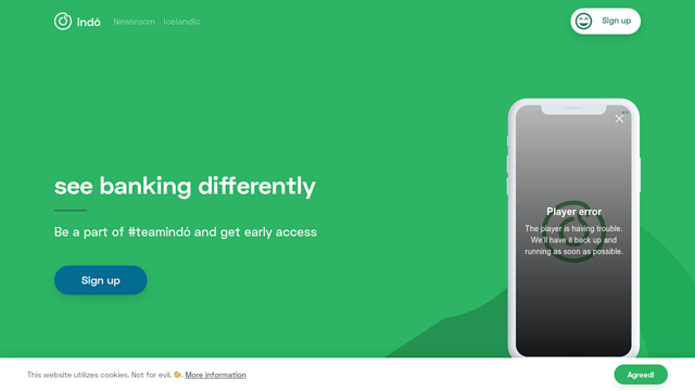 indó API koppeling