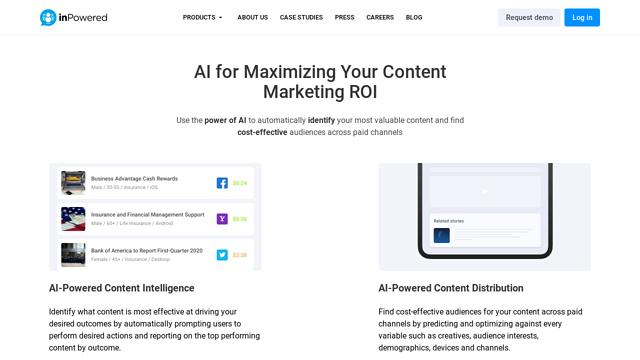 InPowered API koppeling