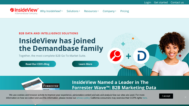 InsideView API koppeling