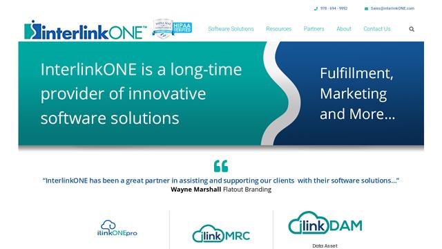 InterlinkOne API koppeling