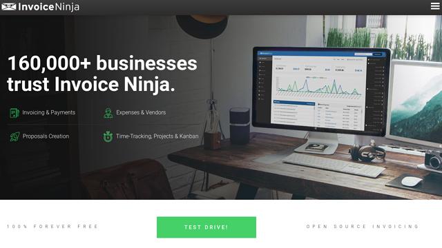 Invoice-Ninja API koppeling