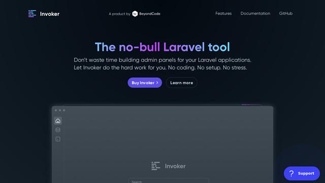 Invoker API koppeling