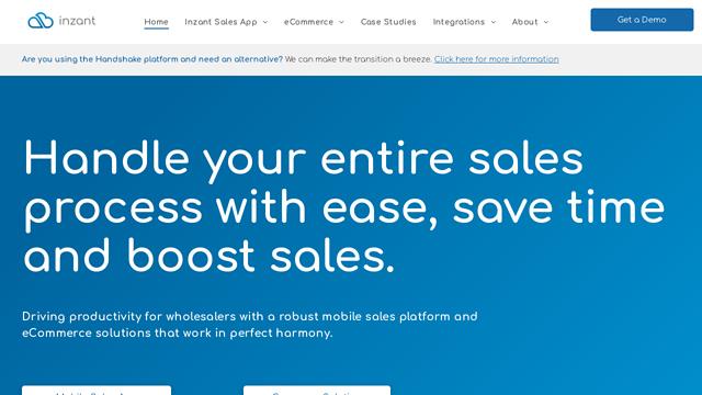 Inzant-Sales API koppeling