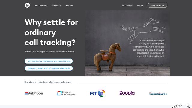 IOVOX API koppeling