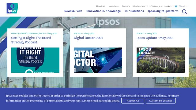 Ipsos API koppeling