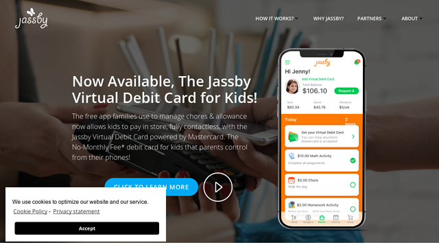 Jassby API koppeling