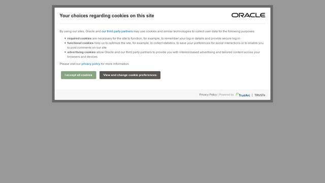 JDBC API koppeling