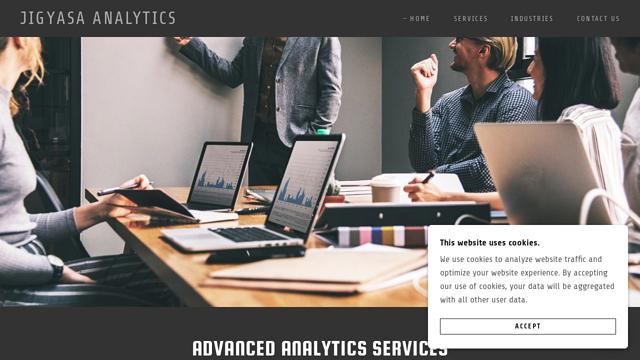 Jigyasa-Analytics API koppeling
