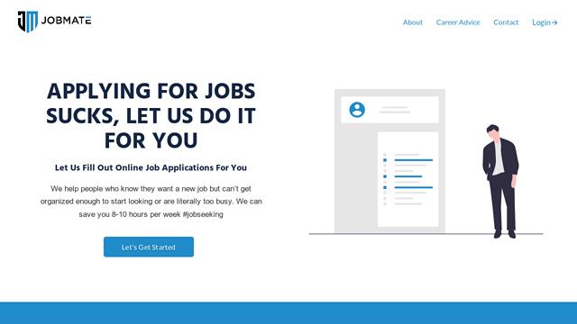 JobMate API koppeling
