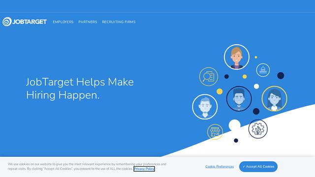 JobTarget API koppeling