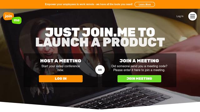 join.me API koppeling