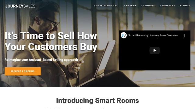 Journey-Sales API koppeling