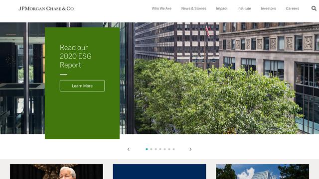 JPMorgan-Chase-&-Co. API koppeling