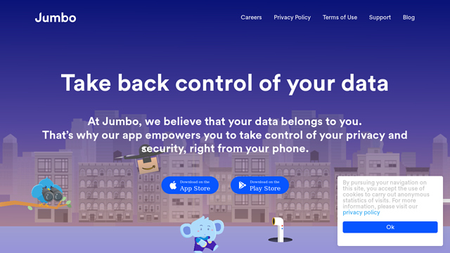 Jumbo API koppeling