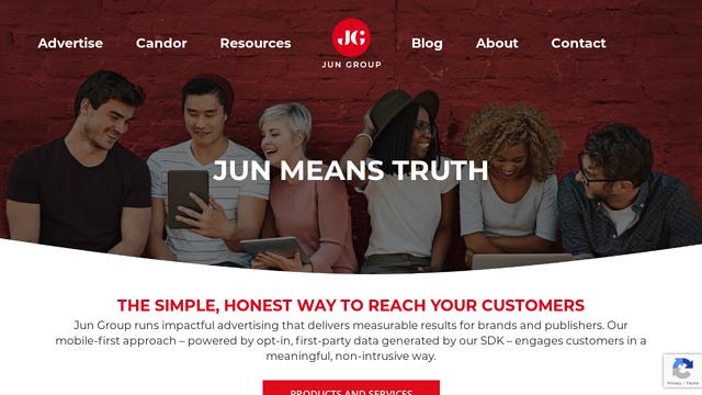 Jun-Group API koppeling