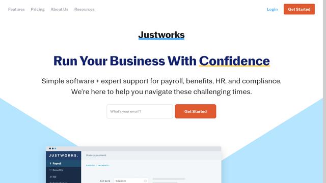 Justworks API koppeling