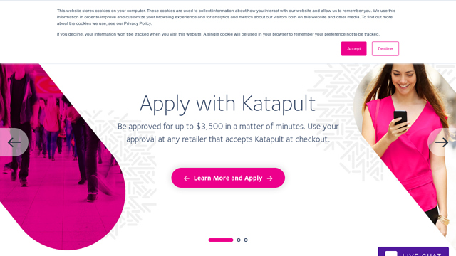 Katapult API koppeling