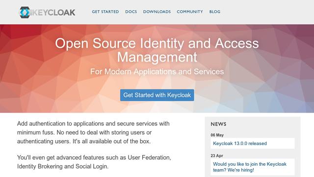 Keycloak API koppeling