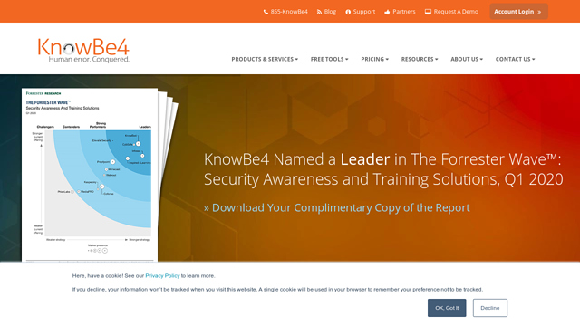 KnowBe4 API koppeling