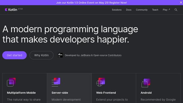 Kotlin API koppeling