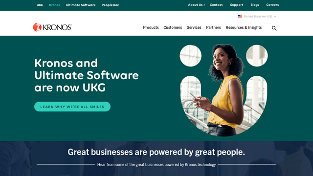 Kronos-Incorporated API koppeling